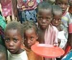 hambre + haití