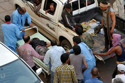 Libia muertos por enfrentamientos tribales