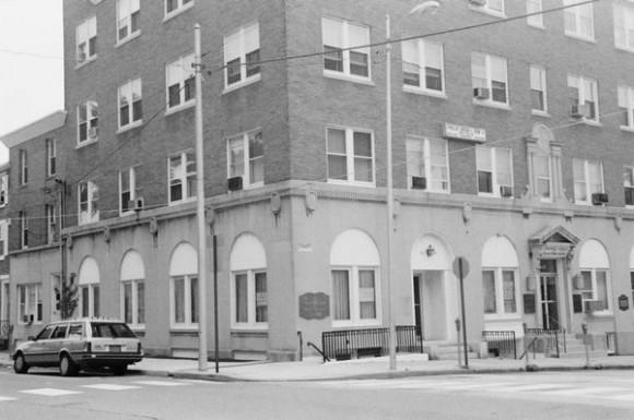 El F.B.I. oficina de campo en Media, Pensilvania, de la que los ladrones robaron archivos que mostraban el alcance de la vigilancia de la oficina de política groups.BETTY Medsger