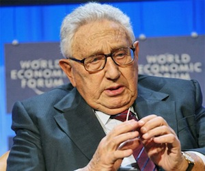 Kissinger. Foto: Mother Jones