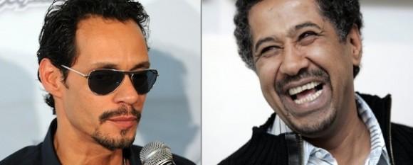 """""""Vivir mi vida"""" le pertenece a un gran músico nacido en Argelia: Khaled (a la derecha en la imagen)."""