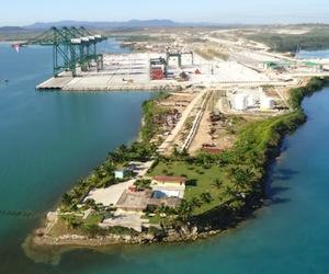 La inversión en el Puerto de Mariel, Cuba.