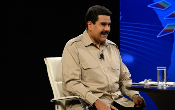 Nicolás Maduro. Foto: Indira Guerrero/ Noticias 24