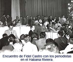 Operación Verdad, hotel Habana Libre, junio de 1959.
