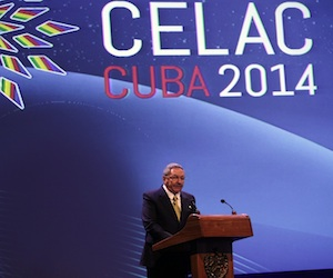 Opening remarks by Cuban President Raul Castro Ruz at the Second Summit of CELAC