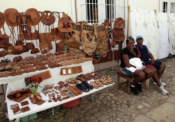 Comercio Trinidad. Foto: Ismael Francisco/Cubadebate.