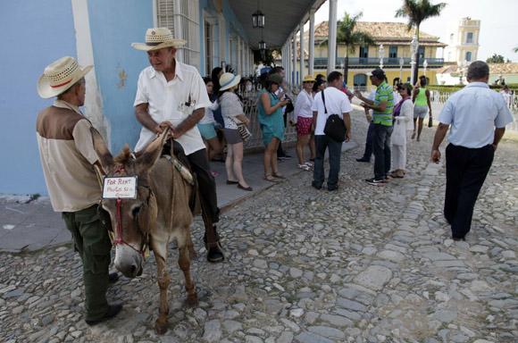 Trinidad, Cuba. Foto: Ismael Francisco/Cubadebate.