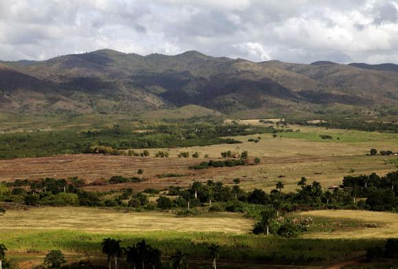 Valle de los Ingenios. Trinidad. Cuba. Foto: Ismael Francisco/Cubadebate.