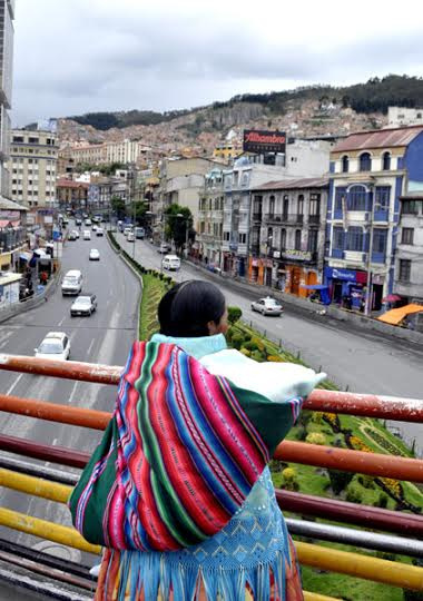 La Paz. Foto: Kaloian.