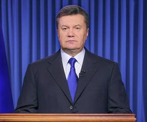 Presidente de Ucrania Víctor Yanukóvich