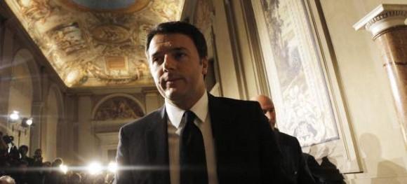 Matteo Renzi, líder del Partido Demócrata. Foto: EFE.