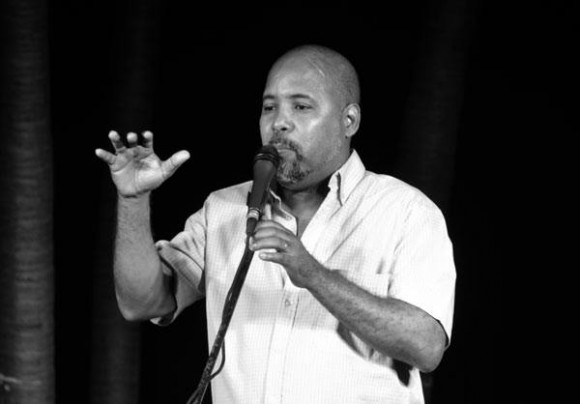 Homenaje a Santiago Feliú. Foto: Kaloian