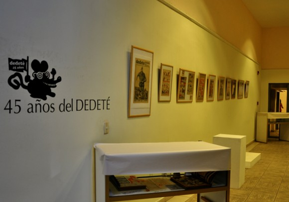 Suplemento Dedeté llega a los 45. Foto: Roberto Garaycoa / Cubadebate.