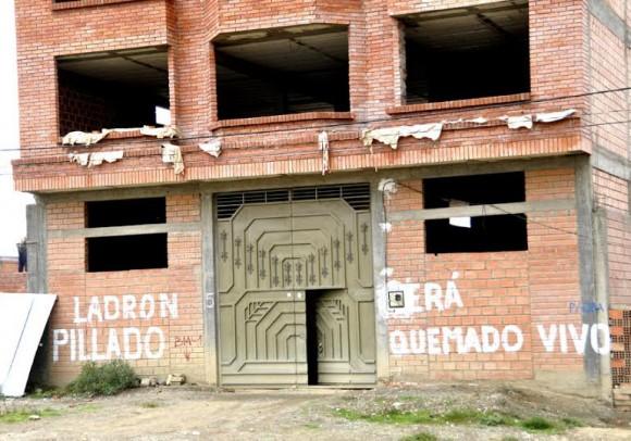 El barrio tiene leyes propias. Foto: Kaloian.