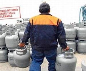 Almacén de gas licuado