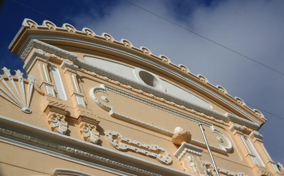 Camagüey, 500 años de Historia. Fachada del Ayuntamiento Municipal.Foto: Daylén Vega/Cubadebate