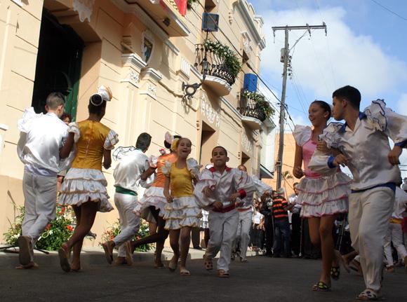 Camagüey festeja 502 años de costumbres y tradiciones