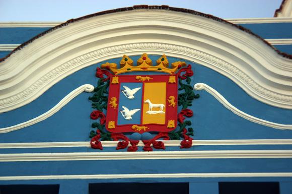 Camagüey, 500 años de Historia. El Escudo camagüeyano.Foto: Daylén Vega/Cubadebate