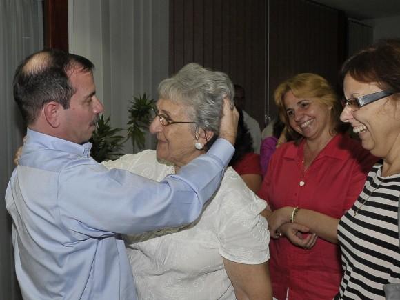 Fernando González Llort: refuerzo para la liberación de nuestros héroes