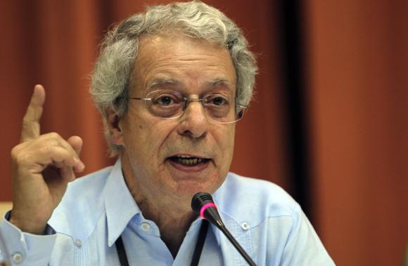 Frei Betto. Foto: Ladyrene Pérez/Cubadebate.
