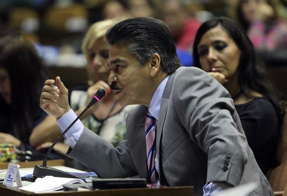 Participante del Congreso Internacional Universidad 2014. Foto: Ladyrene Pérez/Cubadebate.