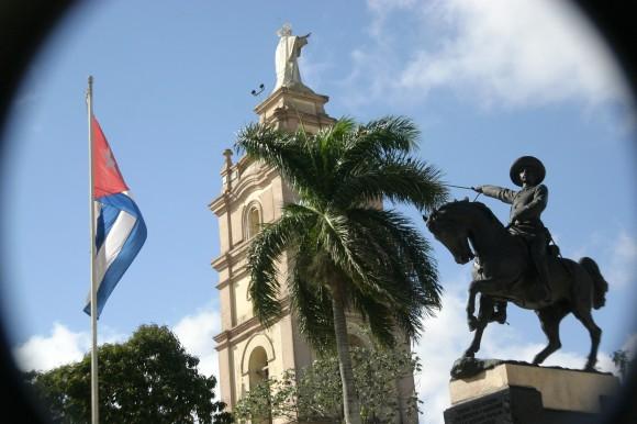 Camagüey, 500 años de Historia. Parque Ignacio Agramonte. Foto: Daylén Vega/Cubadebate