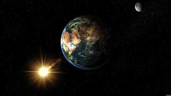 Un cuarto de los norteamericanos no sabe que la Tierra gira alrededor del Sol La-Tierra-orbita-alrededor-del-Sol
