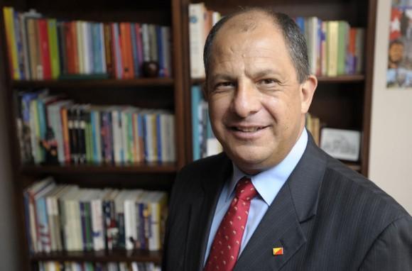 Presidente de Costa Rica llegará a Cuba próximo domingo