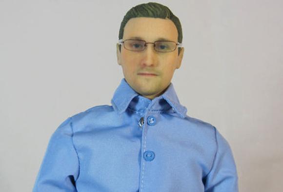 Muñeco Snowden