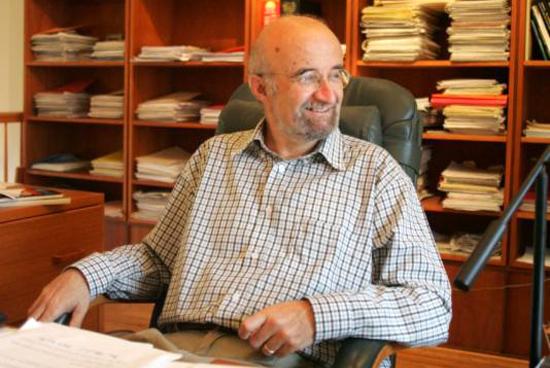 Piero Gleijeses, reconocido profesor e investigador italo-norteamericano