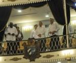 CUBA-ASISTE RAÚL A REAPERTURA DEL TEATRO MARTÍ EN LA HABANA