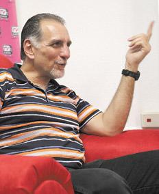 René entrevista con Página 12