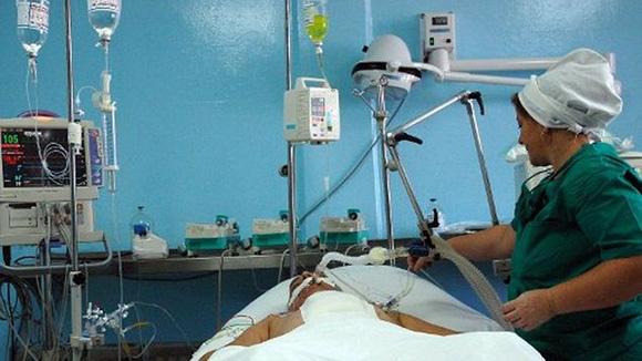 El tratamiento de célula madre se ha aplicado en 13 provincias del país. Foto/AFP (Archivo)