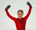 Yulia Lipniskaya se convirtió en la Campeona Olímpica mas joven de la Historia