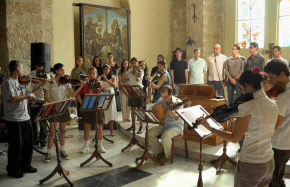 El Conjunto de Música Antigua Ars Longa interpretará El Mesías de Händel en el VIII Festival de Música Antigua Esteban Salas