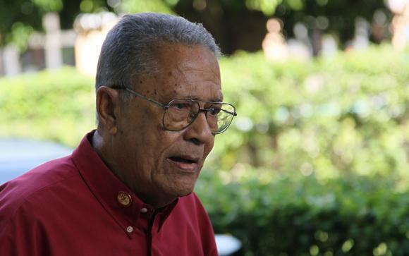 Periodistas cubanos despiden al colega Santiago Cardosa Arias