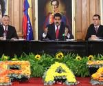 Conferencia de Paz, Venezuela