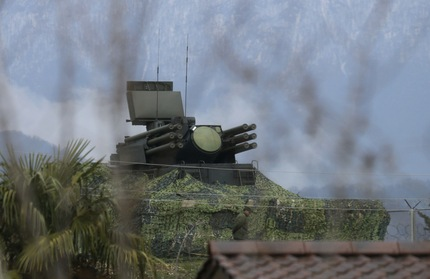 Sochi armamento