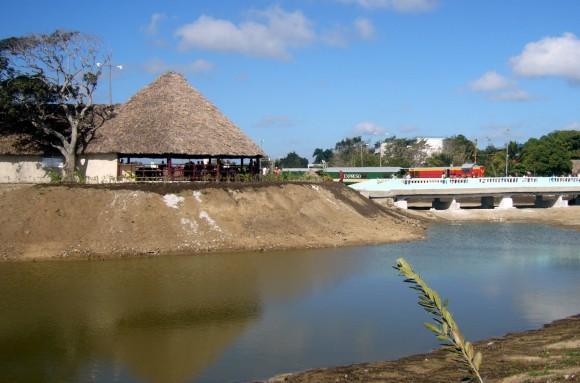 Parque El Lago de los Sueños, Camagüey. Foto:  Rafael Cruz Ramos