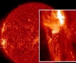 Espectaculares imágenes de la mayor erupción solar jamás captada por el IRIS . © NASA Goddard