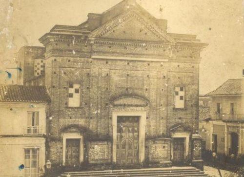 Antigua Iglesia de San Francisco de Asís en Sancti Spíritus. Foto: Archivo de Escambray