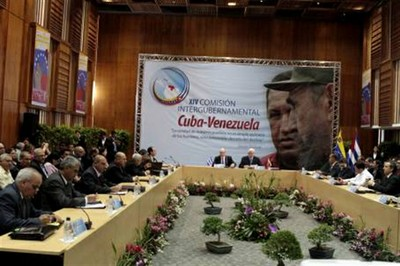 Se prevé que el primer encuentro de trabajo se realizará en La Habana, Cuba, la primera quincena de marzo. Foto: AVN