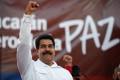 Encuesta concluye que Nicolás Maduro es el único líder visible en Venezuela
