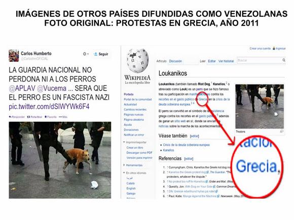 Drones mediáticos contra Venezuela