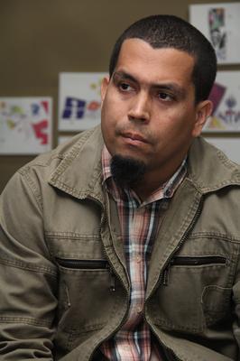 El poeta santiaguero Oscar Cruz. Foto tomada del sitio web de la AHS