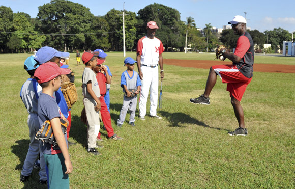 Joe Logan. Foto: Ladyrene Pérez/Cubadebate.