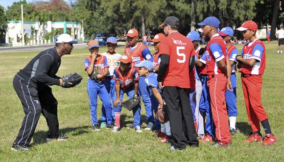 Ken Griffey Jr. Foto: Ladyrene Pérez/Cubadebate.