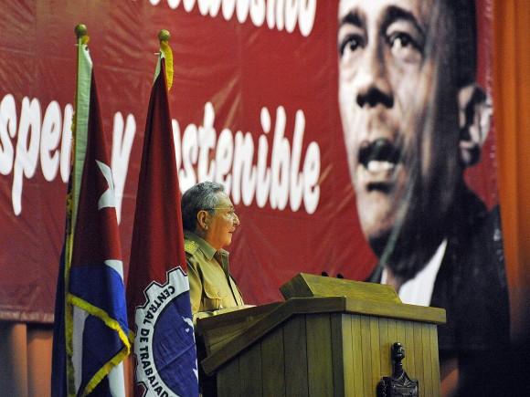 Raúl Castro: en la Cuba revolucionaria nadie quedará desamparado