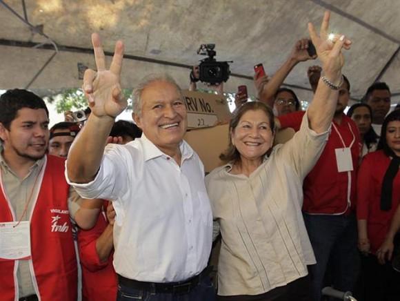 El Salvador: la reacción del candidato derrotado, la conexión venezolana