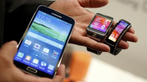 Samsung estrenó el Galaxy S5
